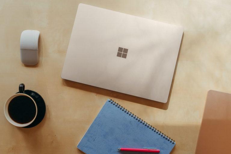 Microsoft Surface laptop-computer-notebook-surface