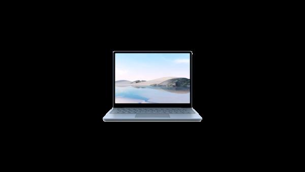 Surface Laptop Go eisblau