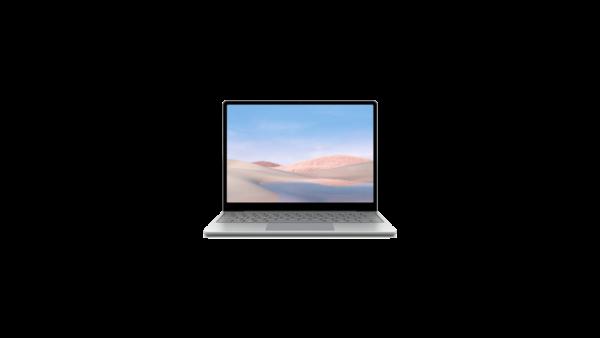 Surface Laptop Go platin