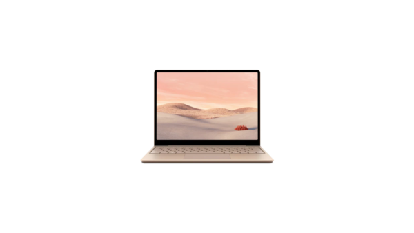 Surface Laptop Go sandstein