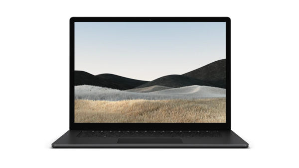 Surface Laptop mattschwarz