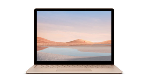 Surface Laptop sandstein