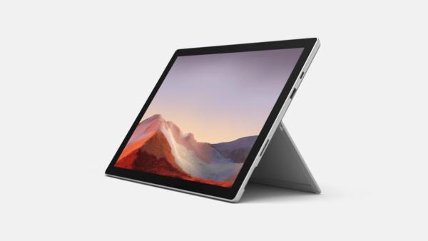 Surface Pro 7 platin